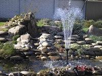 Декоративный водоем как элемент ландшафтного дизайна дома