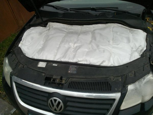 Фото 1 Продам утеплитель для двигателя автомобиля - Автоодеяло 329320