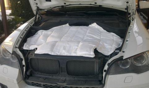 Фото 5 Продам утеплитель для двигателя автомобиля - Автоодеяло 329320