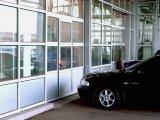 Фото  1 Панорамные ворота для СТО 2110034