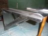 Подставка под дымоход.Изготовлена из нержавеющей стали AISI 304 толщиной 1мм. Под диаметр 280мм.