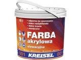 Фото  1 Farba Akrylowa 001 - краска акриловая фасадная 15 л база А 350109