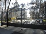 заборы и ограждения металлические кованые днепропетровск
