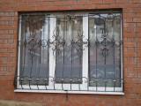 решітки металеві на вікна -решетки на окна металлические
