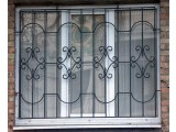 решетки на окна металлические -решітки ковані