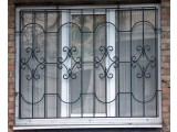решетки на окна кривой рог из металла металлические