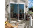 Фото  1 Раздвижные алюминиевые двери холодные 2110077