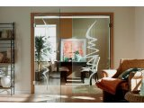 Фото  1 Раздвижные стеклянные двери 258008