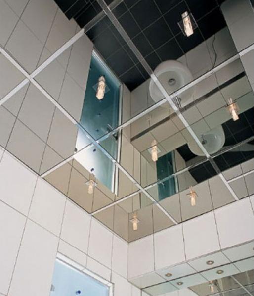 Фото 4 Плити дзеркальні, дзеркальні підвісні стелі. 329279