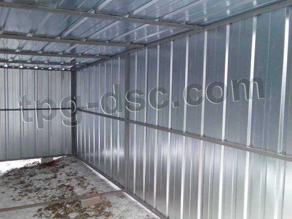 Фото 3 металлический гараж 341692