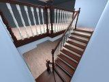 Фото 1 Деревяні сходи Клобук, під ключ. Дизайн, виготовлення, монтаж. 334135