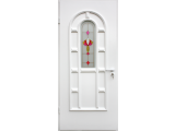Фото  1 Міжкімнатні пластикові двері під замовлення 2110080