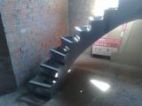 Лестницы на косоурах, тетивах, несущие металлоконструкции лестниц - проектирование, изготовление, монтаж.