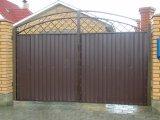 Фото 2 Ворота кованые,с калиткой,в Кривом Роге 331785