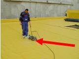гидроизоляция подземного паркинга;