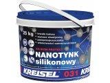 Фото  1 Nanotynk Silikon Protect 031 - силиконовая штукатурка барашек 1086187