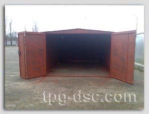 Фото 6 металлический гараж 341692