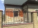 Заборы кованые металлические винница