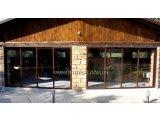 Фото 1 Алюмінієві розсувні рами для засклення балкона або лоджії, алюмінієві міжкімнат тні внутрішні розсувні перегородки, міжкімнатні раздві жние двері 44897
