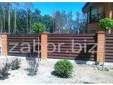 Фото  1 Деревянный забор под ключ 1444075