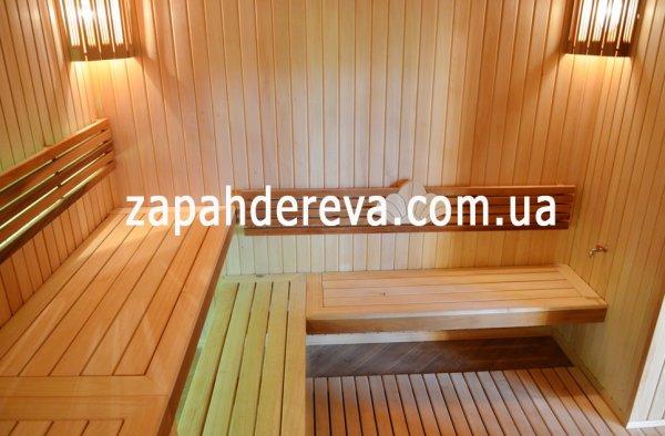 Фото 7 Вагонка липа для сауни Камянець-Подільський 324003