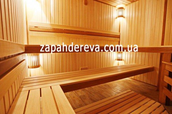 Фото 3 Лежак брус полок для сауни, бані Рівне 327699