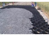 Фото 1 Геосоты,георешетки,габионы для укрепления грунтов,откосов,берегов. 341613