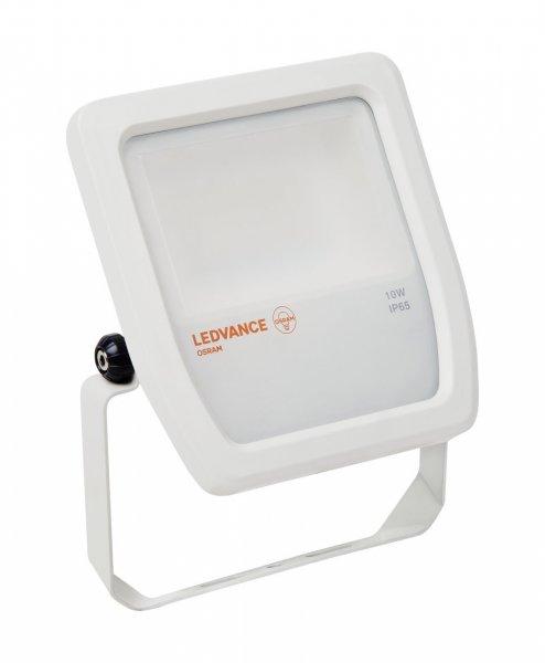 Фото  1 Прожектор Osram Floodlight LED 10W/4000K 230V IP65 Белый 1915633