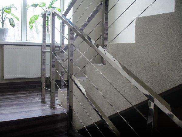 Фото 7 Перила для лестниц из нержавейки цена от 1400 грн и поручни от 700 120233
