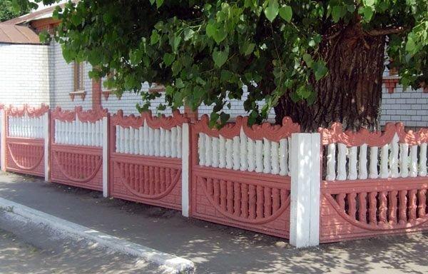 Фото 1 Бетонный забор,Кривой рог 331678