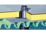 Кровельная воронка с термокабелем, диаметр 110 мм, длина ножки 100мм.