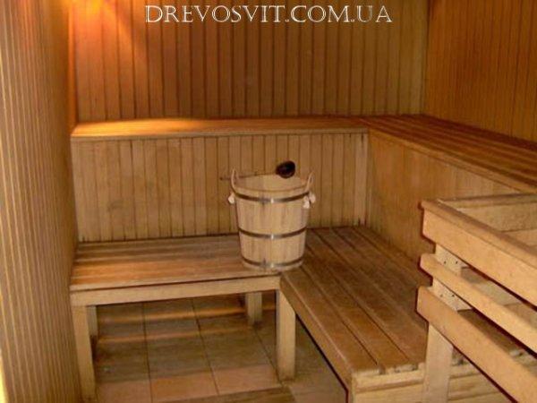 Фото 1 Вагонка для сауни, лазні Снятин 322951