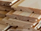 Фото 1 Вагонка деревяна сосна Белз 323493