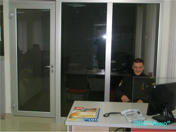Фото 4 Звони Алюминиевые перегородки в офис, банк, магазин недорого 5640