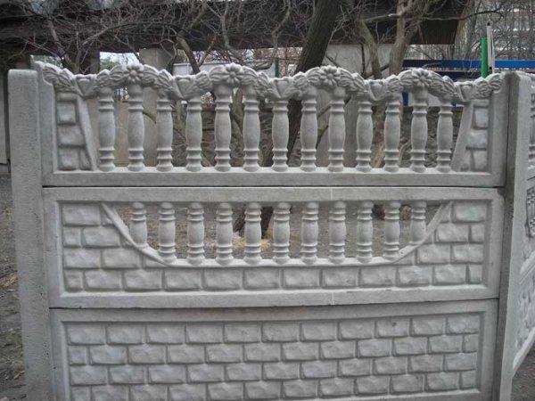 Фото 2 Бетонный забор,Кривой рог 331678