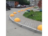 Фото 1 Сфера - Бетонная, Столбик, Декоративный забор - Изготовление 334002