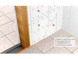 Фото  1 Звукоизоляционная панель потолка и стен для быстрого и простого монтажа Tecsound GIPS FT 1200х1000х35.55мм 2173254