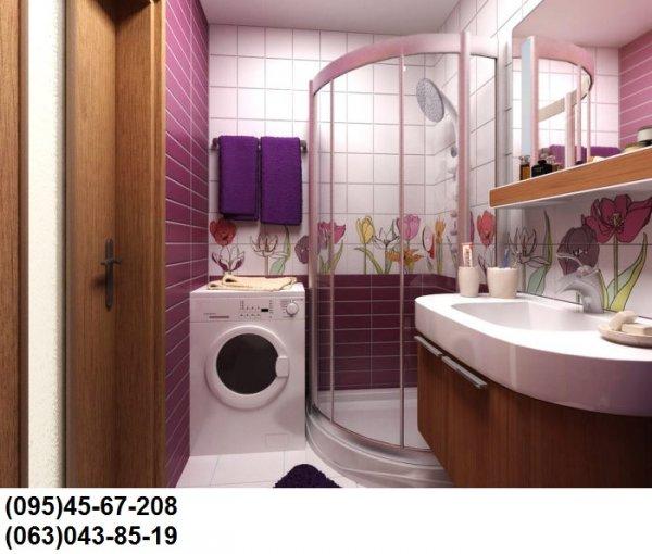 Фото 1 Ремонт ванной под ключ 341455
