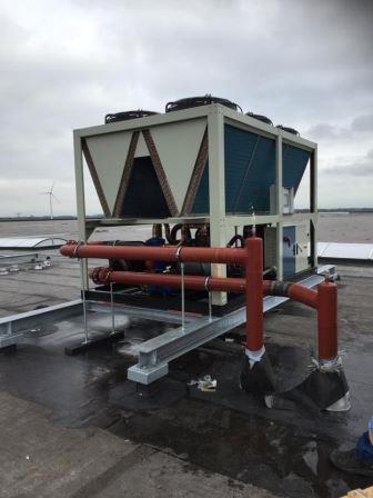 Фото 1 Экономия на горячей воде для ОСББ с тепловым насосом Folansi 342282