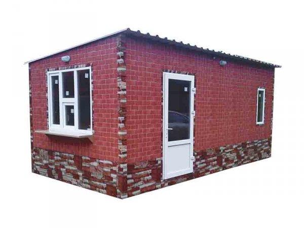 Фото 1 Изготовление дачных домиков 6,0х3,5х2,8 м 303231