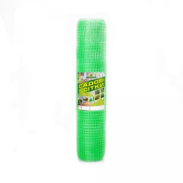 Фото 1 Пластиковая сетка для птиц Клевер 12х14 мм 1х100 м зеленая 332155