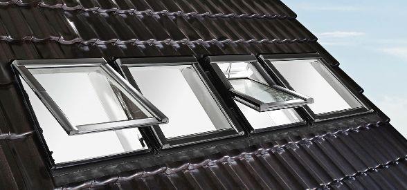 Мансардные окнаа Roto, Velux. Киев.