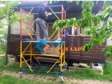 Фото  4 Леса строительные Вышки-тура Мини-помосты Новые от производителя 906277