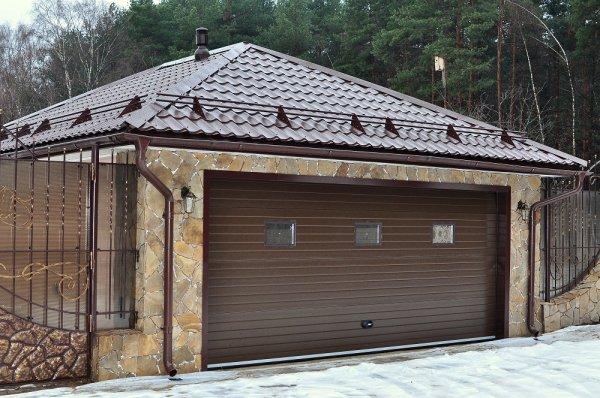Фото 3 Ворота автоматические гаражные Алютех (Белоруссия/ Минск) 297630