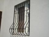 грати на вікна металеві