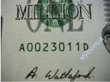 Фото  5 Купюра 5000000 $ Один миллион долларов США 5879556