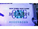 Фото  6 Купюра 6000000 $ Один миллион долларов США 6879656