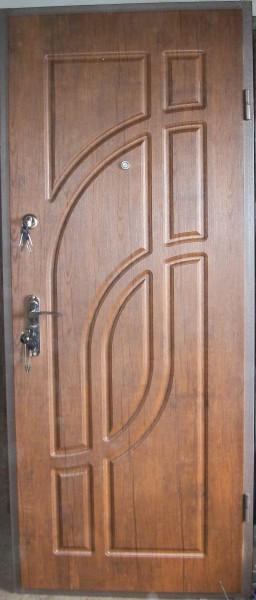 стальные двери с мдф под заказ