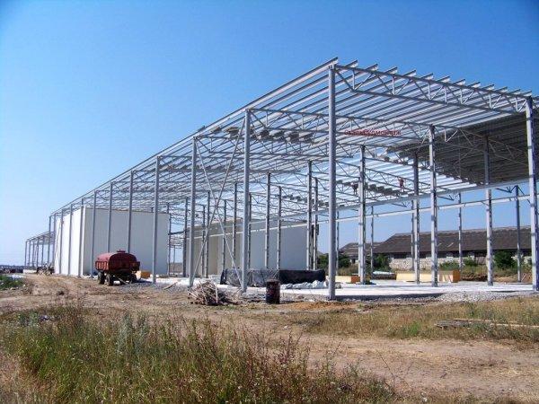 Фото  1 Строительство металлоконструкций под ключ 1423002