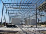Строительство ангаров, овощехранилищ, зернохранилищ